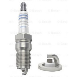 Bujia Bosch Niquel 0242229655 HR8DC+, 0 242 229 655, DR 14mm LR 17.5mm Luz 0.8mm,