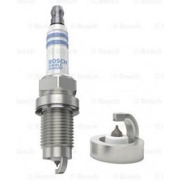 Bujia Bosch Iridium 0242240675 FR6LII330X, 0 242 240 675, DR 14mm LR 19mm Luz 1.1mm, Honda KA24. Motores 2.4 y 3.5
