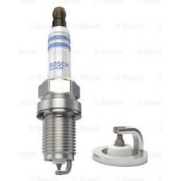 Bujia Bosch Iridium 0242240653 FR6KI332S, 0 242 240 653, DR 14mm LR 19mm Luz 0.7mm, Hyundai i10 Toyota RAV4 Yaris Corolla
