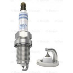 Bujia Bosch Iridium 0242230506 FR8LI332S, 0 242 230 506, DR 14mm LR 19mm Luz 0.7mm, Mitsubishi 4G64 Chevrolet Aveo Jeep 4.0