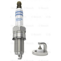 Bujia Bosch Iridium 0242140514 YR6KI332S, 0 242 140 514, DR 12mm LR 19mm Luz 0.7mm, Mazda y Suzuki