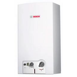 Calentador a Gas Bosch Compact 2 14 Litros GN, Encendido Automatico con Pantalla Digital y 3 Sistemas de Seguridad
