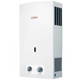 Calentador a Gas Bosch ASO 13 Litros GN, Encendido Automatico y 3 Sistemas de Seguridad