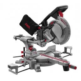 """Sierra Ingleteadora Telescopica Skil 3311, 10"""" 254mm 1800W 4800RPM para cortes en Aluminio y Madera, en CC"""