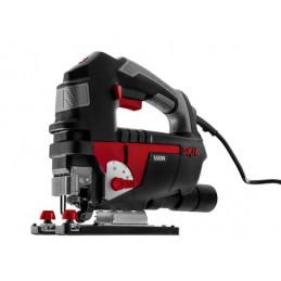 Sierra Caladora Skil 4550, 550W 3000GPM Velocidad Variable ergonomica Sist. Pendular incluye segueta, en CC