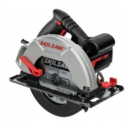"Sierra Circular Skil 5200, 7 1/4"" 184mm 1200W Eje 5/8 5000RPM Incluye 1 Disco Estandar, en CC"