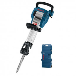 Martillo Demoledor Bosch GSH 16 - 28 Professional, 1750W 1300BPM 45J Encastre 28mm Rendimiento 1700kg/h, MP