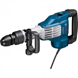 Martillo Percutor Demoledor Bosch GSH 11 VC Professional, SDS-max 1700W 1700BPM 23J con Velocidad Variable, MP