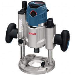 Fresadora Electrico de Superficies Bosch GOF 1600 CE, 1600W 25000RPM Potente motor con velocidad constante, MP