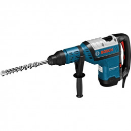 Martillo Perforadores Bosch GBH 8-45 D Professional, SDS-max 1500W 305RPM 12.5J 2720BPM, MP