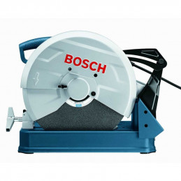 "Tronzadora Bosch GCO 14-24 Professional, 14"" 356.6mm 2400W 3500RPM, Incluye Disco"