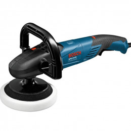 "Pulidora Bosch GP0 14 CE Professional, 7"" 180mm 1400W 750 a 3000RPM Velocidad Variable con Soft Grip"