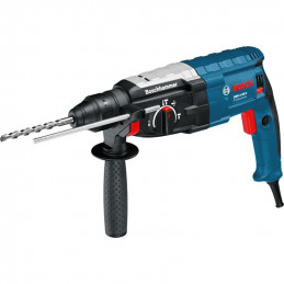 Martillo Perforadores Bosch GBH 2-28 D Professional, SDS-plus 850W 900RPM 3.2J 4000BPM, MP