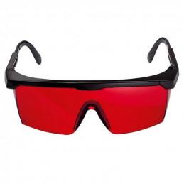 Lentes Gafas para Vision Laser Bosch, Para niveles y medidores Mejora la visilidad en condiciones de luz desfavorables