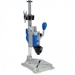 Soporte Vertical Giratorio Dremel 220, Puesto de Trabajo WorkStation permite taladrar verticalmente o en ángulo