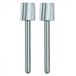 """Fresa de Alta Velocidad Dremel 115, 5/16"""" 7.8mm Cilindrico para tallar y Grabar"""