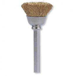 """Cepillo de Cerdas de Laton Dremel 536, 1/2"""" 12.7mm"""