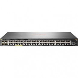 Switch Borde HPE Aruba 2540 JL356A, 24 RJ-45 Gigabit Ethernet PoE+, 4 SFP+ 1/10 GbE