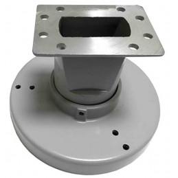 Alimentador Single Feed Horn para LNB Banda C, recepción de una sola polaridad H o V, FHONEFEED Aibitech