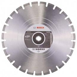 """Disco de corte para Asfalto Bosch Profesional 18"""" 457mm, Diamantado Uso en Hormigon y asfalto 2608602627"""