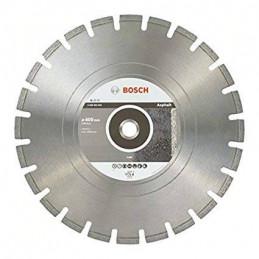 """Disco de corte para Asfalto Bosch Profesional 16"""" 406mm, Diamantado Uso en Hormigon y asfalto 2608603832"""