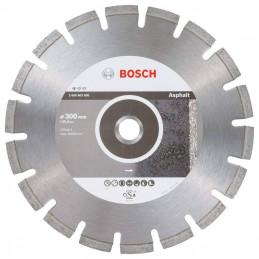 """Disco de corte para Asfalto Bosch Profesional 14"""" 355mm, Diamantado Uso en Hormigon y asfalto 2608603831"""