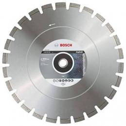 "Disco de corte para Asfalto Bosch Best 18"" 407mm, Diamantado Uso en Hormigon y asfalto 2608603643"