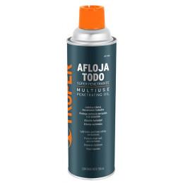 Aceite Aflojatodo 550ml 17oz, Super Penetrante Protege y Limpia, WT-550 13472 Truper
