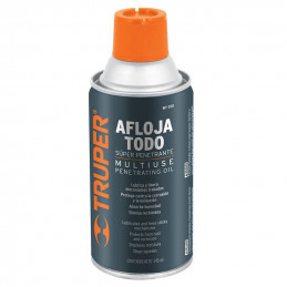 Aceite Aflojatodo 345ml 12oz, Super Penetrante Protege y Limpia, WT-350 13470 Truper
