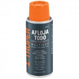 Aceite Aflojatodo 110ml 4oz, Super Penetrante Protege y Limpia, WT-110 13468 Truper