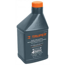 Aceite Semi Sintetico 0.5L SAE 10W-30 Para motor 4 Tiempos Generadores Motos Cuatrimotos, ACT-4T-16 14928 Truper