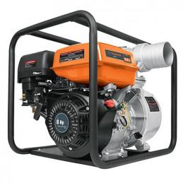 """Motobomba 7 HP, 3"""" de Salida 900 L/min, Motor 4 tiempos, Altura Maxima 25 m, MOTB-3 17117 Truper"""