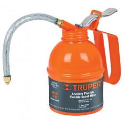 Aceiteras con aplicador flexible boquilla con punta de laton 300 ml, ACEF-300 14872 Truper