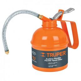 Aceiteras con aplicador flexible boquilla con punta de laton 500 ml, ACEF-500 14874 Truper