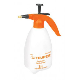 Fumigador domestico 1 litros 0.2 Galones, Boquilla de Laton Ajustable, FDO-1 10929 Truper