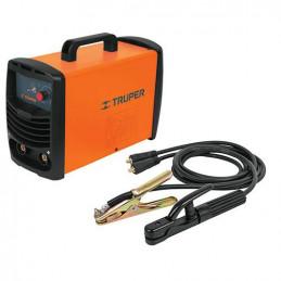 Maquina de Soldar Inversor Soldadoras 15 - 160A SMAW TIG, Incluye PortaElectrodo Careta y Cepillo, SOIN-120/160 13695 Truper