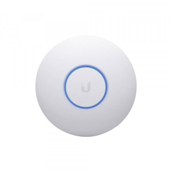 UniFi Ubiquiti UAP-nanoHD 802.11ac Wave 2, MU-MIMO4X4 con Beamforming. PoE 802.3af, hasta 200 usuarios