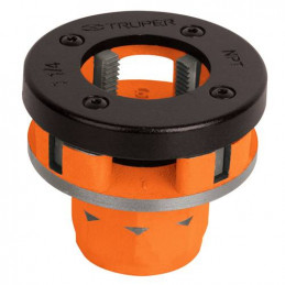 """Dado para Tarraja 1 1/4"""" Cuerda 11 1/2NPT Compatible con TA-850 TA851, D-850-1-1/4 13080 Truper"""