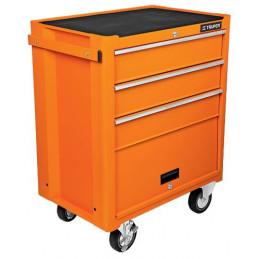 Gabinete Metalico 3 Cajones 1 compartimiento, Lamina de Acero con Cerradura, GAMO-4090 12066 Truper