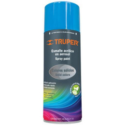 Pintura en Spray Ultracraft Azul Marino, 400ml, secado rapido libre de Plomo, PA-AM-U 40033 Truper