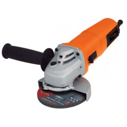 "Esmeriladora angular 4 1/2"" Profesional, 800W 11000RPM Mango Ergonomico con Disco y Carbon de Rpsto, ESMA-4-1/2A9-2 11025 Truper"