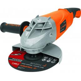 "Amoladora angular 7"" Profesional, 2100W 8000RPM Mango Ergonomico con Disco y Carbon de Rpsto, ESMA-7A3-2 11022 Truper"