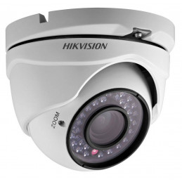 Camara Bullet Hikvision DS-2CE56D0T-VFIR3F Analogo output HD1080P 2MP Dia y Noche IR40M IP66