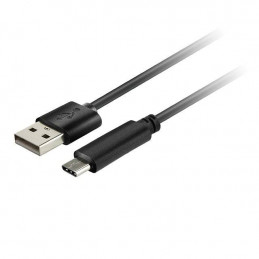 Cable USB Xtech XTC-510 USB-C Macho a USB-A macho 1.8M