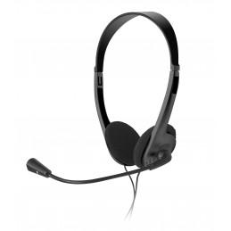 Audifonos Auriculares Alambrico Xtech XTS-220 con cable 3.5mm y micrófono