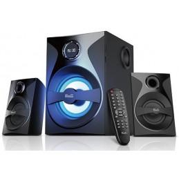 Parlantes Inalambrico Klip Xtreme KWS-640 BluFusion 56W 2.1 canales NFC Bluetooth