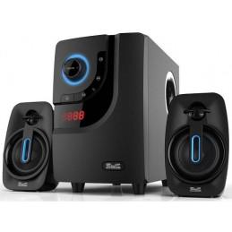 Parlantes Inalambrico Klip Xtreme KWS-616 BlueWave II 40W 2.1 canales Bluetooth