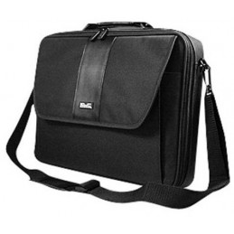 "Maletin para Portatil Klip Xtreme KNC-040 Lite Classic con organizador y bolsillos hasta 15.4"" negro"