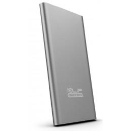 Cargador Bateria Portatil Klip Xtreme KBH-155SV 5000mAh Enox5000 Plata