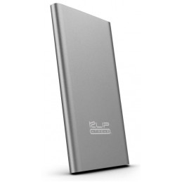 Cargador Bateria Portatil Klip Xtreme KBH-140SV 3700mAh Enox3700 Plata